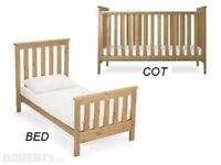jamestown cot bed and cot top