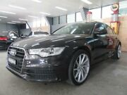 2014 Audi A6 4GL MY14 2.0 TDI Grey 7 Speed CVT Multitronic Sedan Fyshwick South Canberra Preview