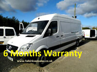 Mercedes-Benz Sprinter 2.1 CDI 313 4dr MWB