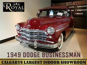1949 Dodge Businessman Coupe
