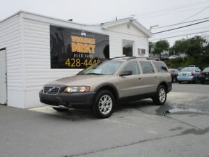 2004 Volvo XC70 WAGON AWD CROSS COUNTRY 2.5T