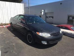 00 Toyota Solara - a bit rough, Selling As Is - $1488 plus HST