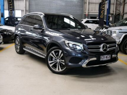 2015 Mercedes-Benz GLC250 X253 d 9G-TRONIC 4MATIC Grey 9 Speed Sports Automatic Wagon Albion Brisbane North East Preview
