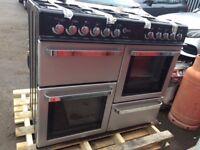 Flavel Duel Fuel Range Cooker