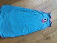 Grobag baby sleeping bag 6-18 months 2.5 tog