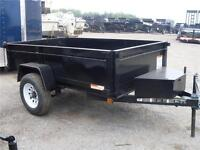 CARRY-ON DUMP TRAILERS - SINGLE & TANDEM AXLE FROM...