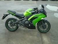 Kawasaki ex 650 2013