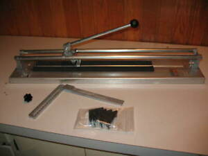 24 Inch Tile Cutter, BRAND NEW