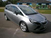 Vauxhall Zafira Tourer 2.0CDTi 16v ( 165ps ) 2013 SRi