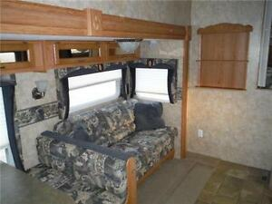 2007 Jayco Jay Flight 27.5BHS Ultra Lite 5th Wheel with Bunkbeds Stratford Kitchener Area image 7