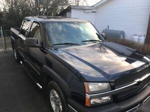 2005 Chevrolet Silverado Special Edition