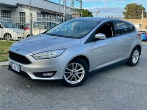 2016 Ford Focus LZ Trend 6 Speed Automatic Hatchback St James Victoria Park Area Preview