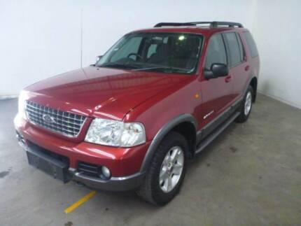 2005 Ford Explorer Wagon - PRICE DROP FOR QUICK SALE! Kangaroo Point Brisbane South East Preview