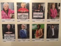 Eastenders Signed Cast Photos in Official Presentation/Collectors Pack