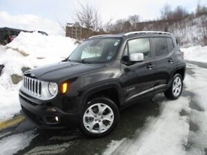 2017 JEEP RENEGADE LIMITED (FINAL CLEAR-OUT $23977 - ORIGINAL MS