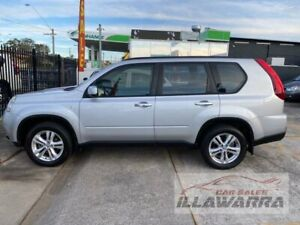2011 Nissan X-Trail T31 MY11 ST (FWD) Silver 6 Speed Manual Wagon Barrack Heights Shellharbour Area Preview