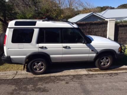 2000 Land Rover Discovery Wagon LOW KMs Mornington Mornington Peninsula Preview