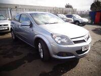 2009 09 reg vauxhall astra 1.6 sxi 3 door mot good we car £1395