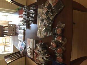 Articles LNH  McDonalds (cartes de hockey,jersey,mini baton,etc)