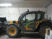 2013 DIECI 30.7 AGRIFARMER VERY NICELY EQUIPPED 250 HRS
