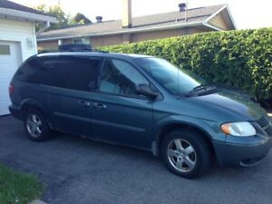 2007 Dodge Grand Caravan Stow & Go