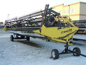 Used 2016 Honey Bee AirFLEX Headers Arriving Soon 3-36', 4-40'