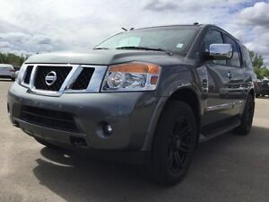 2015 Nissan Armada PLATINUM 4X4 Accident Free,  Navigation (GPS)
