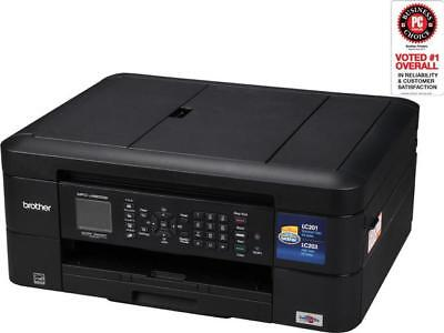 Brother MFC-J460DW Color All-in-One Inkjet Printer