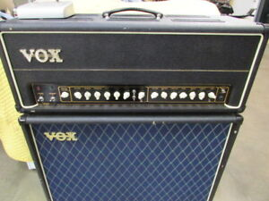 Vox ACP100 Classic Plus and Matching 412 Cabinet