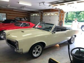 1967 Original GTO Convertible