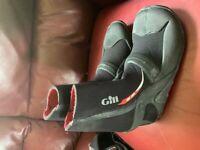 Gill Marine watersports boots - Size 5.5 (EU 39)