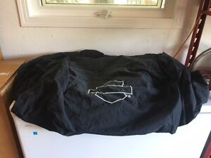 HD motorcycle cover