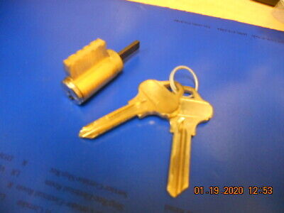Schlage 23-065 626 D145 W 2 Blanks. Restricted Keyway. For Kik Kil Or Modular