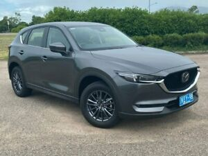 2019 Mazda CX-5 KF Series Maxx Sport Grey Sports Automatic Garbutt Townsville City Preview