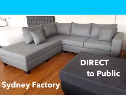 SYDNEY MADE VERY COMFY BRAND NEW SOFA Chatswood Willoughby Area Preview