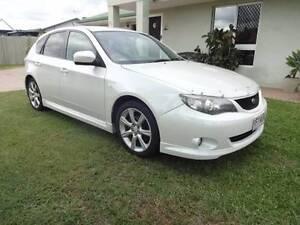 2008 Subaru Impreza Hatchback Kirwan Townsville Surrounds Preview