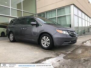 2015 Honda Odyssey EX-L/DVD/LANE DEPARTURE/BACK UP CAMERA/HEATED