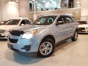 2014 Chevrolet Equinox LS-ONLY 80KM-FACTORY WARRANTY