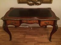 Louis XIV style writing desk