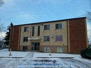 *FREE List of Multifamily & Apartment Buildings FOR SALE*