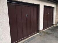 Garador up and over garage doors for sale