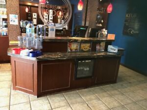 Retail Front Counter For sale