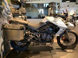 2019 Triumph Tiger 800 XCA Road Bike 800cc Tempe Marrickville Area Preview