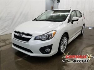 Subaru Impreza Limited AWD Navigation Cuir Toit Ouvrant MAGS 201