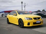 2011 Holden Commodore VE II SV6 Yellow 6 Speed Automatic Sedan Kenwick Gosnells Area Preview