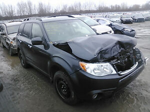 2010 SUBARU FORESTER LIMITED ** COMPLETE PART OUT ** GREY Kitchener / Waterloo Kitchener Area image 1