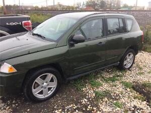 """2009 Jeep Compass Rocky Mountain """"CERTIFIED"""""""