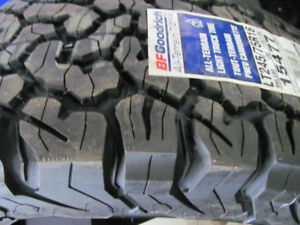 BFGOODRICH KO2 TRUCK TIRE SALE STARTS NOV 6TH