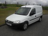 Vauxhall Combo 1.3CDTi 16v 1700 2010 ONLY 68520 Mls MOT 10/7/18 1 Owner Clean