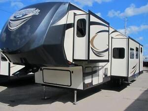 LARGEST 5TH WHEEL SELECTION IN THE AREA-TOWN AND COUNTRY RV